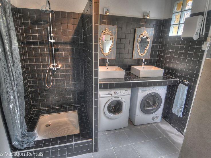 Id e d coration salle de bain ancienne magnanerie du for Idee deco salle de bain ancienne