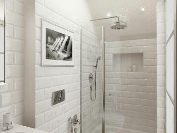 Id e d coration salle de bain salle de bain machine a for Petite salle de bain pratique