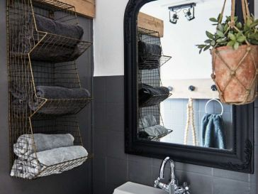 Id e d coration salle de bain decoration ethnique chic 6 for Decoration maison instagram