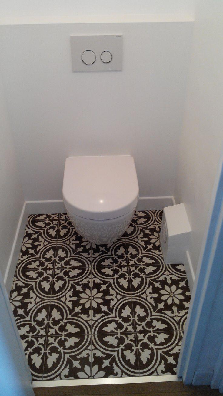 Idée décoration Salle de bain - Realisation personnelle wc ...