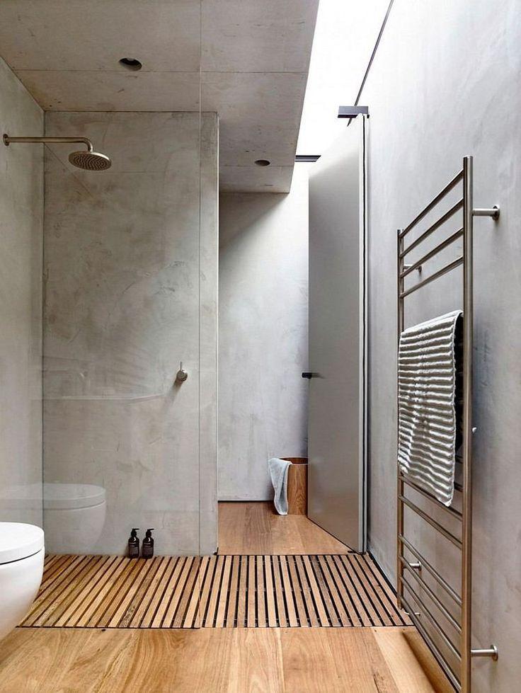 Idée Décoration Salle De Bain Salle De Bains Moderne Au Charme - Salle de bain charme