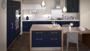 id e relooking cuisine carrelage m tro gris clair fa ence m tro gris bisel. Black Bedroom Furniture Sets. Home Design Ideas