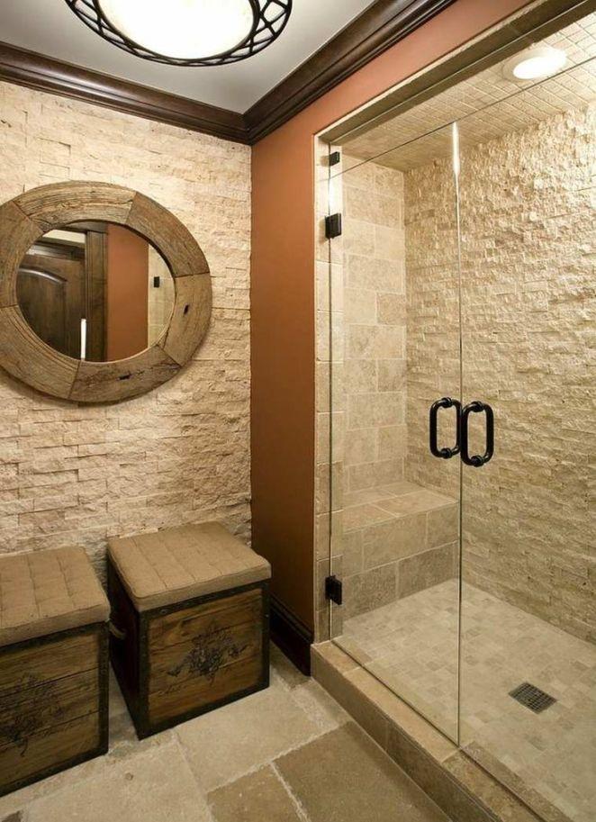 id e relooking cuisine pierre de parement de salle de bain authentique. Black Bedroom Furniture Sets. Home Design Ideas