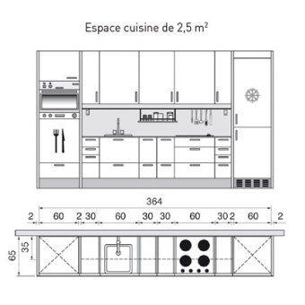 plan de cuisine en u stunning cuisine granit noir with plan de cuisine en u top blanc with. Black Bedroom Furniture Sets. Home Design Ideas