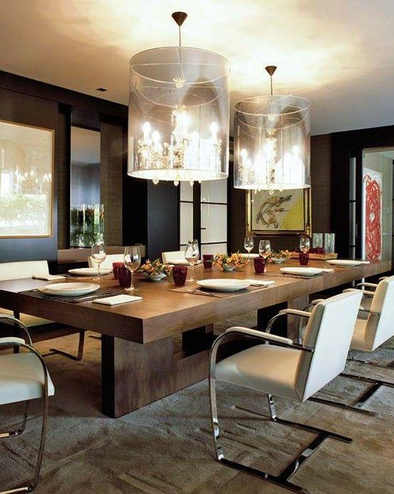 description 105 idees fantastiques pour une salle a manger moderne