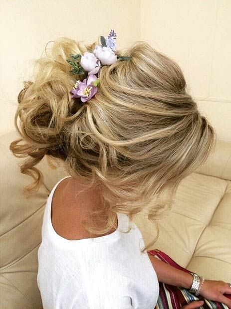 Coiffure mariage 2018 femme for Idee coupe cheveux 2017