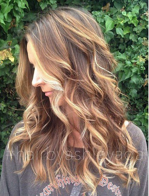 balayage caramel sur cheveux blond best un balayage faon blond de surfeuse with balayage. Black Bedroom Furniture Sets. Home Design Ideas