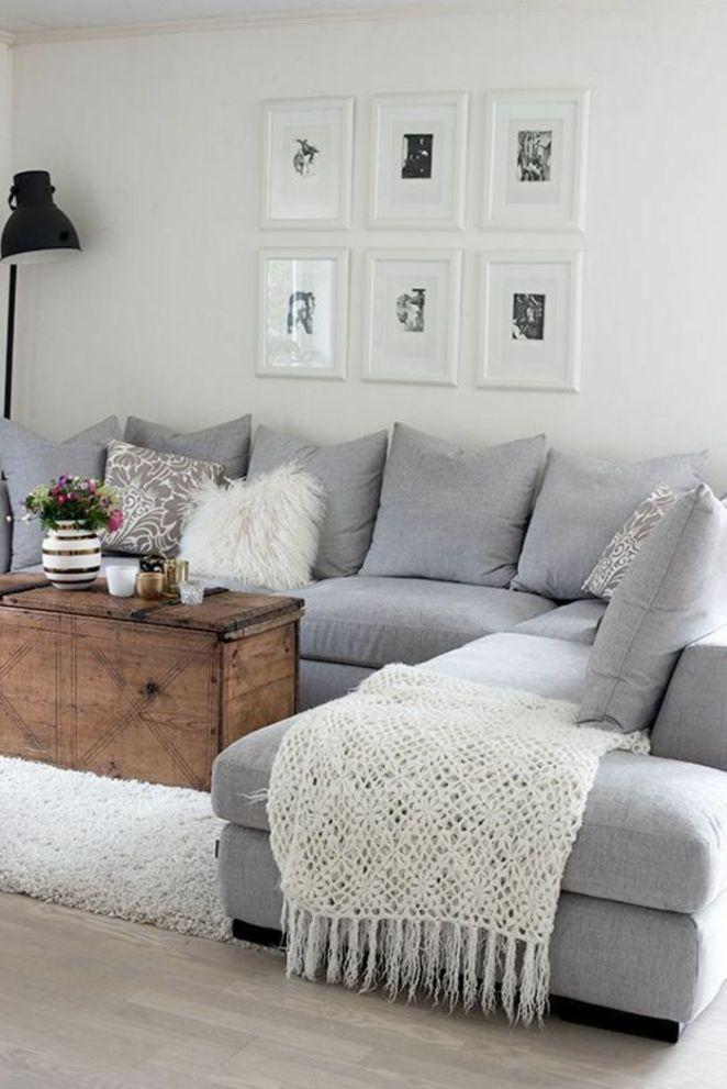 D co salon gris perle salon canap gris clair angulaire - Coussin pour canape gris ...
