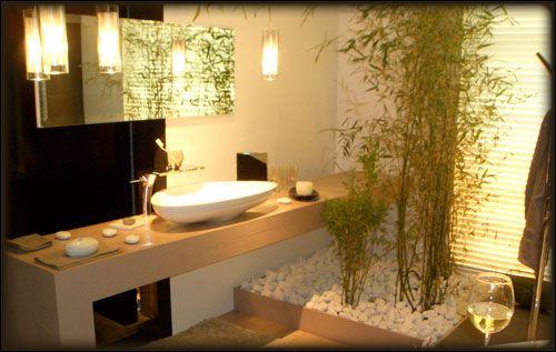 Idée décoration Salle de bain - décoration salle de bain zen ...