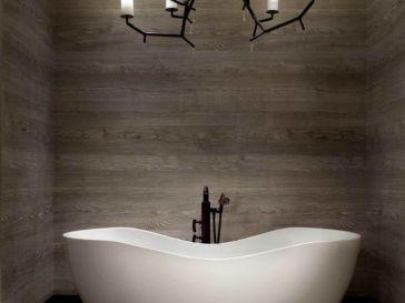 Idée décoration Salle de bain - Meuble salle de bain siporex ...