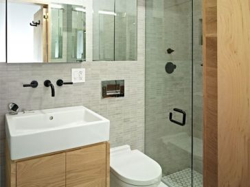 Idée décoration Salle de bain - aménagement salle de bain avec ...