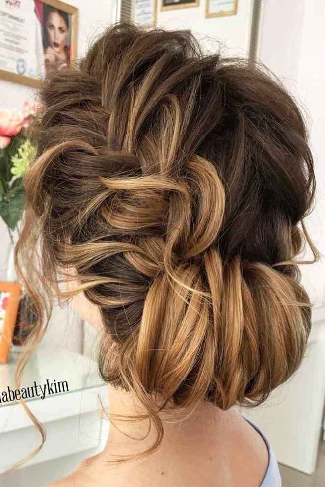 nouvelle tendance coiffures pour femme 2017 2018 30 grands chignons de cheveux pour no l. Black Bedroom Furniture Sets. Home Design Ideas