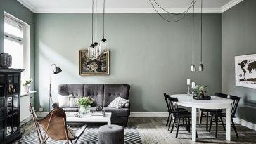 D co salon tapis scandinave leading for Decouvrir salon
