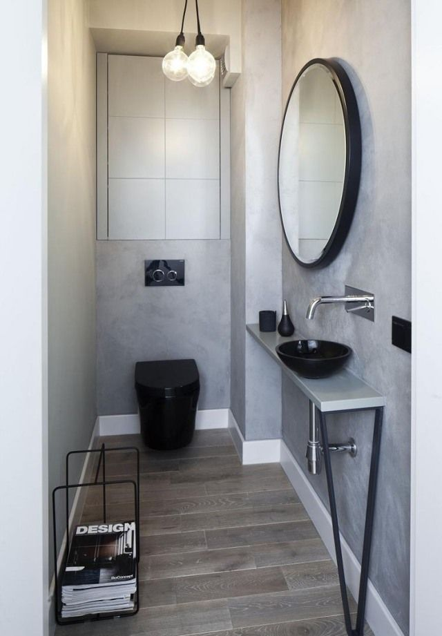 Best Idee Deco Wc Suspendu Images - Awesome Interior Home ...