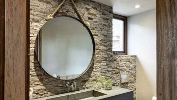 Id e d coration salle de bain banheiro para cadeirantes medidas pesquisa google for Grand miroir sol