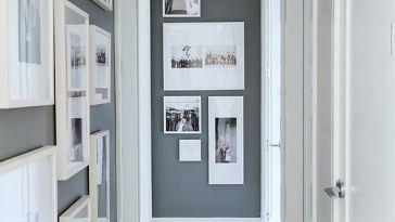 Emejing Deco Couloir Gris Contemporary - Matkin.info - matkin.info
