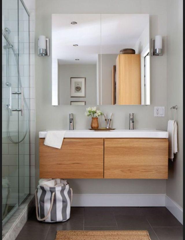 id e d coration salle de bain les salles de bains vues sur pinterest decoration salle de bain. Black Bedroom Furniture Sets. Home Design Ideas