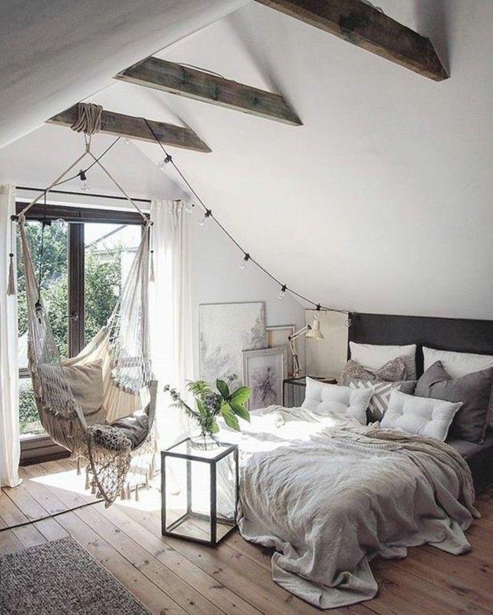 Relooking et décoration 2017 / 2018 - chambre a coucher sous les ...