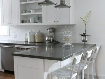 D co salon parquet en ch ne massif clair par saint maclou leading - Cuisine blanche sol gris ...