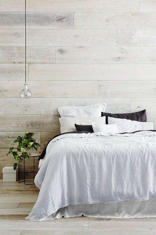 Dcoration Nature Chambre Chalet Style Scandinave