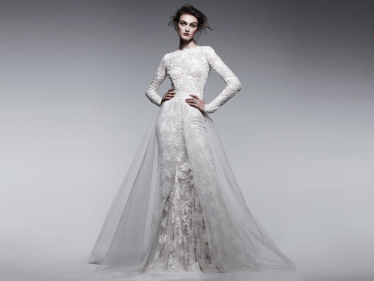 Top 10 Best Wedding Dress Designers In 2019