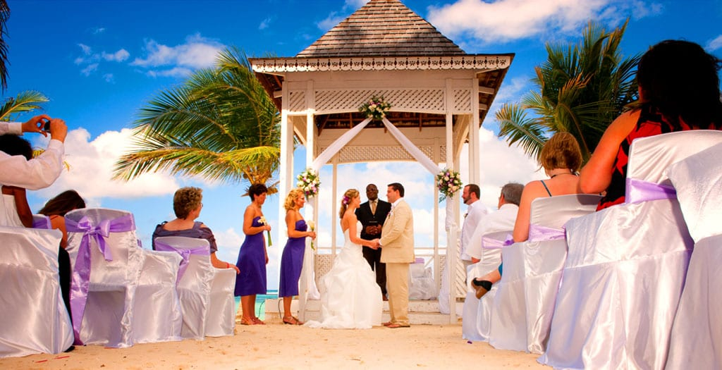 Beautiful Places Get Married Beach