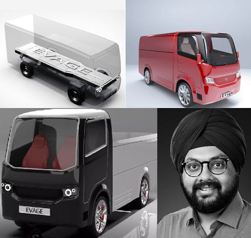 First low cost Electric cars in India in Chandigarh based company