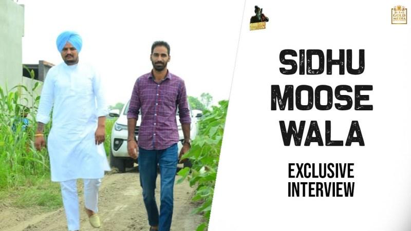 sidhu moose wala new song Sidhu Moose Wala   Exclusive Interview 2020