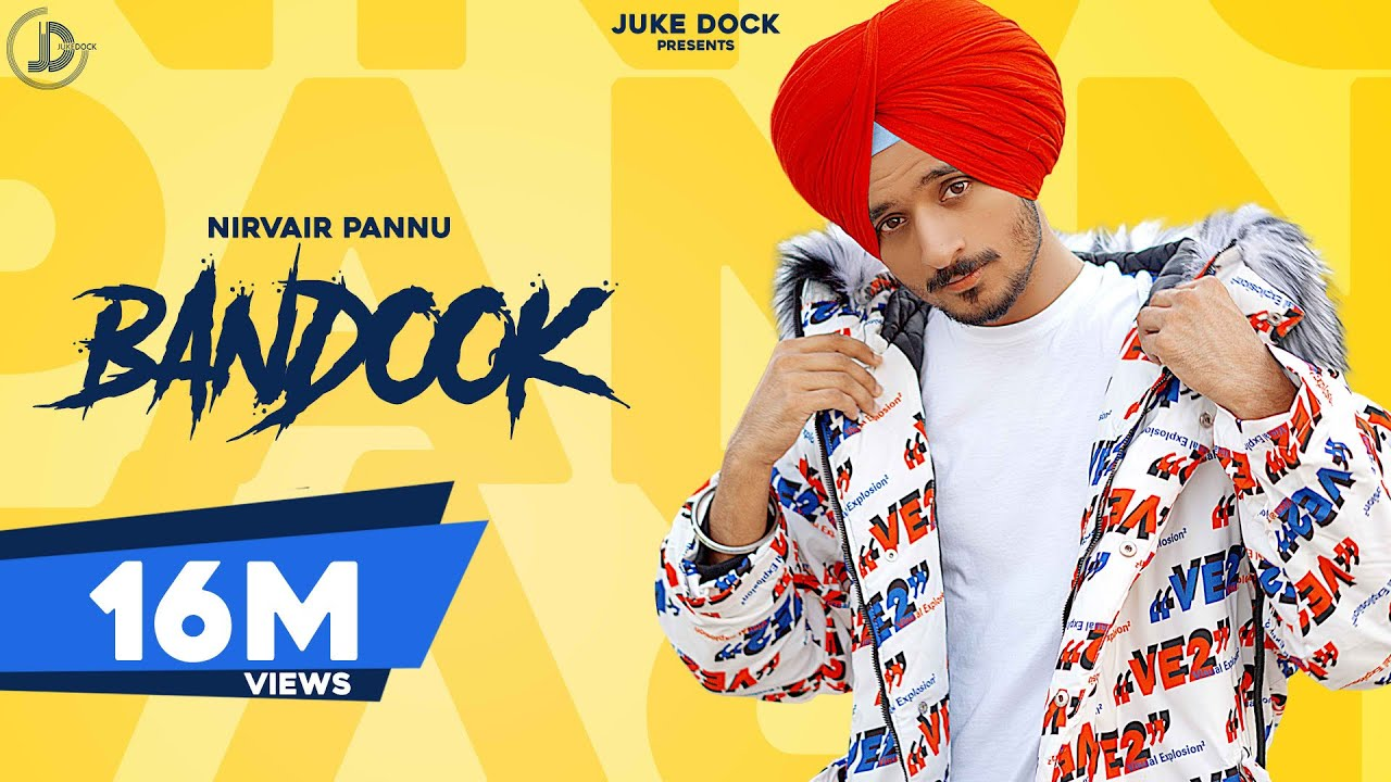 sidhu moose wala new song Bandook : Nirvair Pannu (Full Song) Deep Royce | Latest Punjabi Song 2020 | Juke Dock