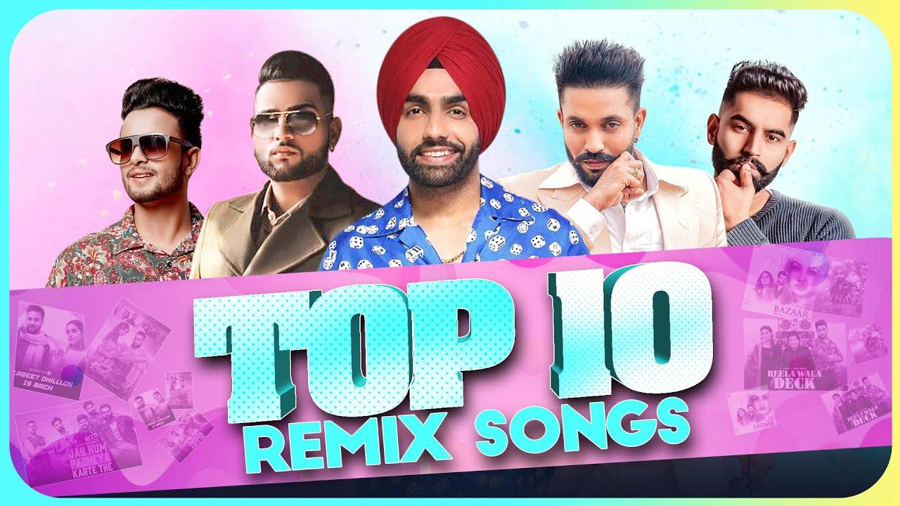 punjabi song Top 10 Remix | VideoJukebox| Latest Punjabi Songs 2020| Speed Records