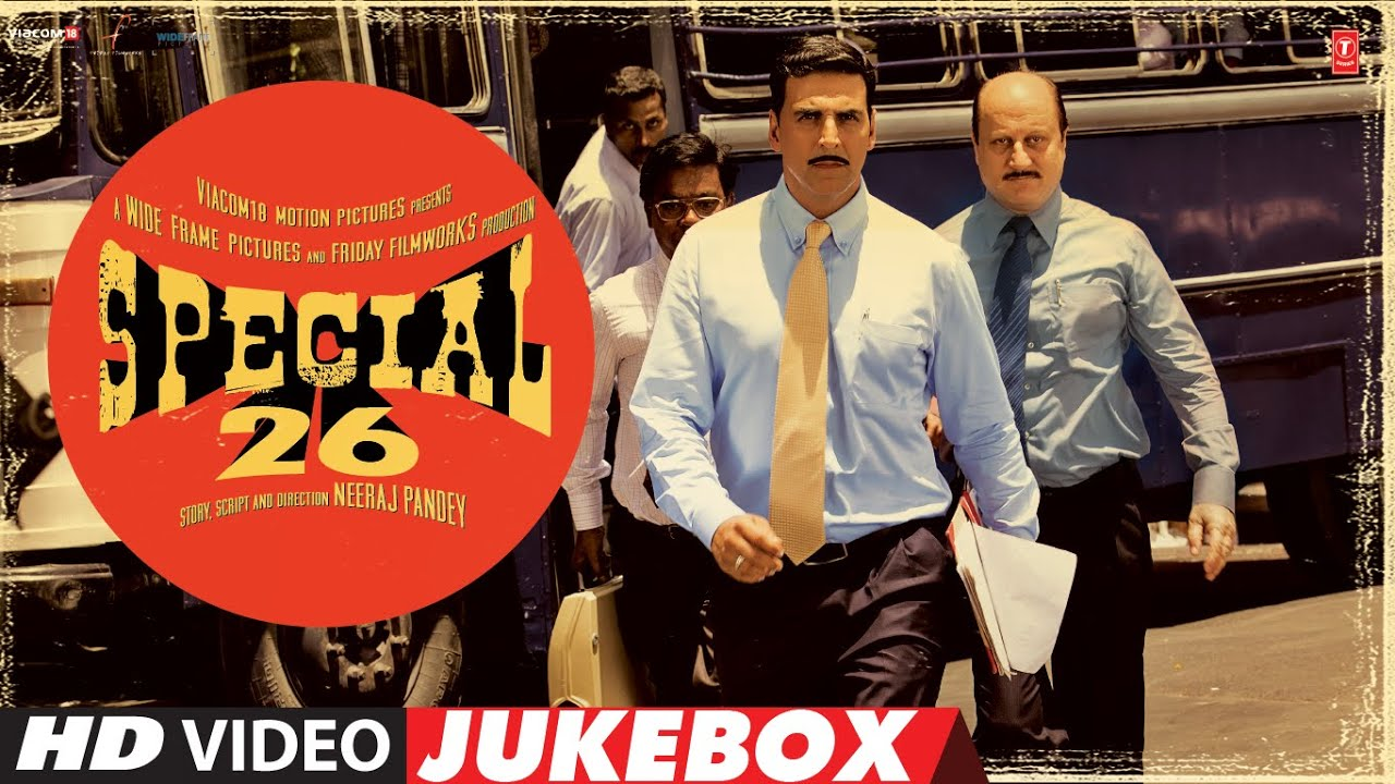 t series new song Special 26 | Video Jukebox |  Akshay Kumar, Manoj Bajpayee | T-Series