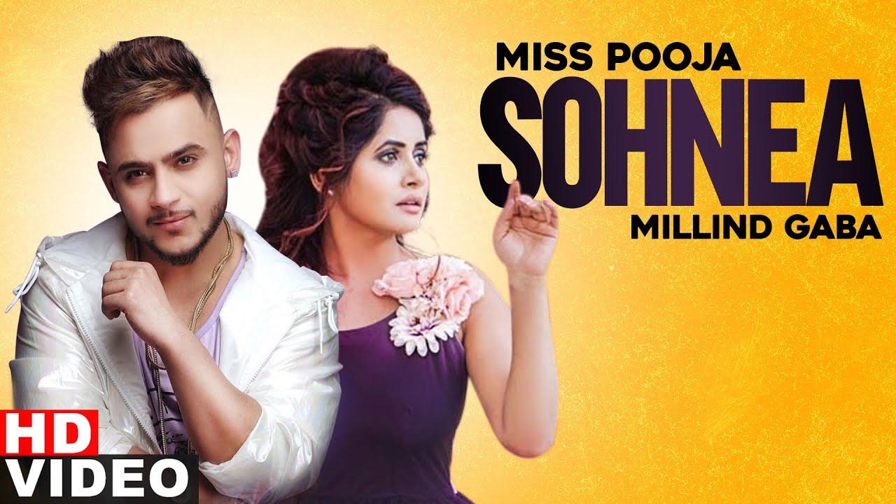 punjabi song Sohnea | Miss Pooja ft Millind Gaba | Latest Punjabi Songs 2020| Speed Records