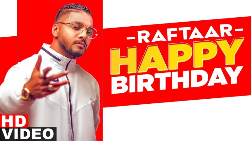 punjabi song Birthday Wish | Raftaar | Birthday Special | Latest Punjabi Songs 2020 | Speed Records