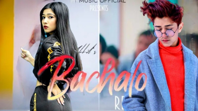 White hill music #BACHALO (Official Video) #Akhil | Rahul ghildiyal | Amrita khanal  | Latest Punjabi Love Songs sexy
