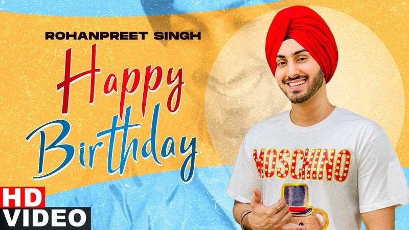 punjabi song Birthday Wish | Rohanpeet Singh | Birthday Special | Latest Punjabi Songs 2020 | Speed Records