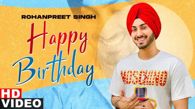 punjabi song Birthday Wish | Rohanpeet Singh | Birthday Special | Latest Punjabi Songs 2020 | Speed Records