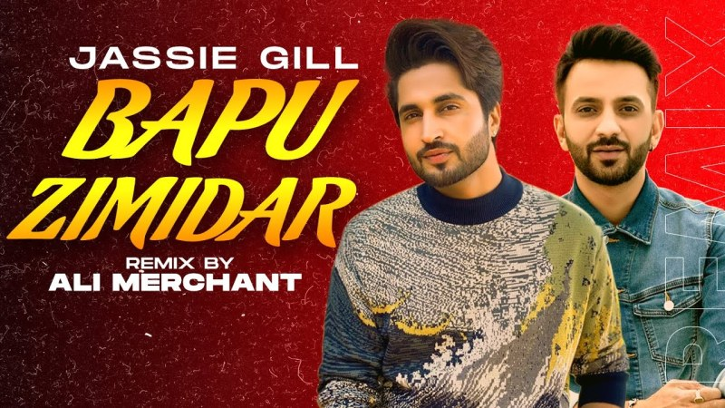 punjabi song Bapu Zimidar (Remix) | TABAAHI 2.0 |  Jassi Gill | Ali Merchant | Latest Punjabi Songs 2020