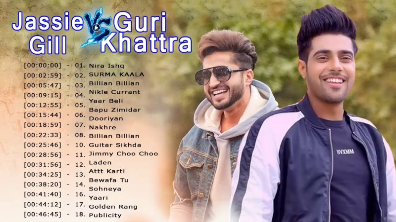 haryanvi song-JASSI GILL  & GURI GREATEST HITS PLAYLIST / LATEST BOLLYWOOD HINDI SONGS | SUPERHIT JUKEBOX