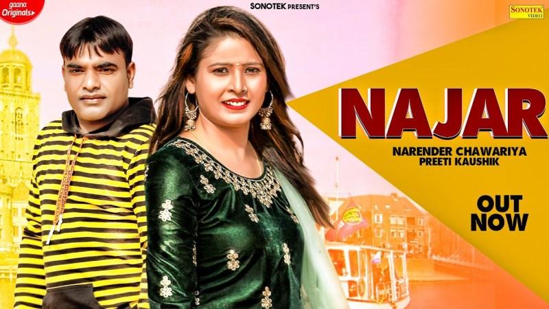 sonotek new song Najar | Mitte Dagar, Narender Chawariya, Soni Mumbai | New Haryanvi Songs Haryanavi 2020 |Sonotek