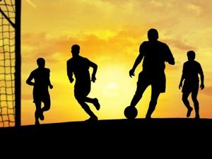 Footballers Test
