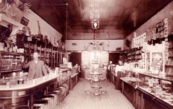 Drugstore Sodafountain