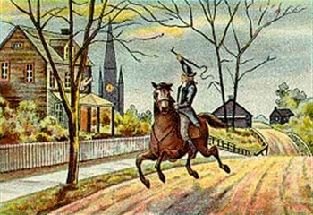 Ride-Of-Paul-Revere