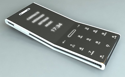 Cellphone Minimalist Front