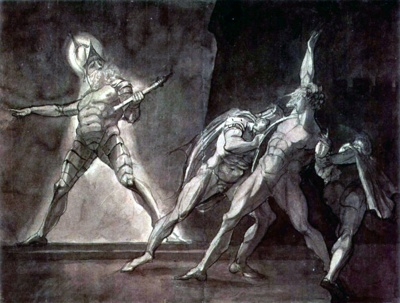 790Px-Henry Fuseli- Hamlet And His Father's Ghost