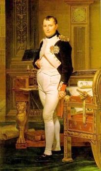 Napoleon Bonapartes Portrait