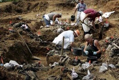 Srebrenica Massacre Genocide July 11 1995 Bosnia-Herzegovina