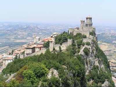 2226993-San Marino From La Cesta-San Marino
