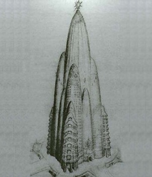 Antonio Gaudi New York City 2