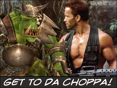Get To Da Choppa