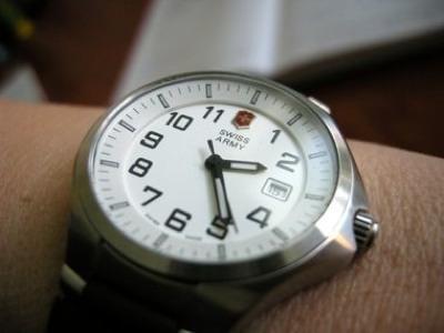 Swiss-Army-Watch